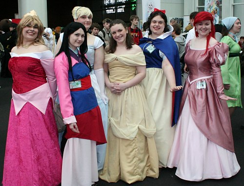 Too Many Princesses!